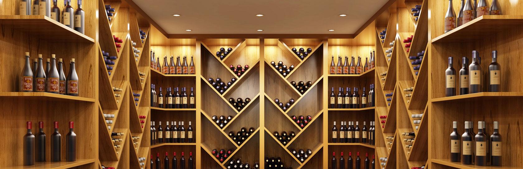 Wine cellar & gallery