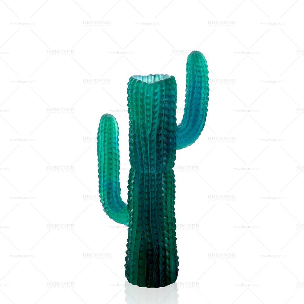 Vase Jardin de Cactus by Emilio Robba 46 cm