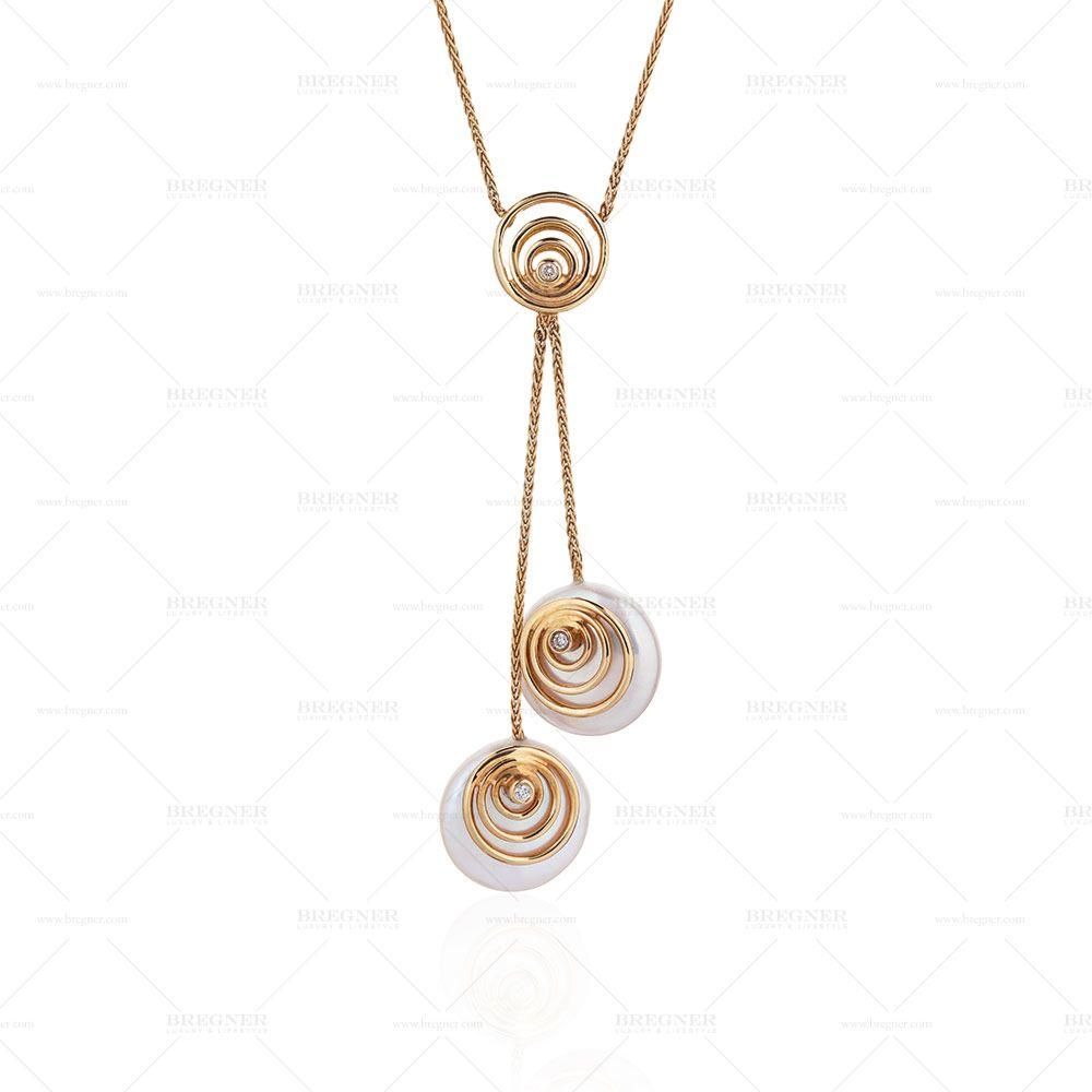 Necklace Biwa