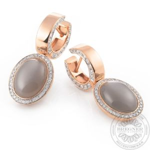 Earrings Mezzaluna