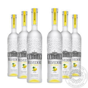 Vodka Belvedere Citrus, Set 6x0,7L