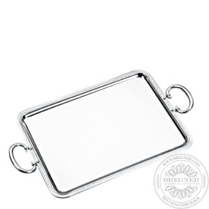 Rectangular Tray with Handles 53 cm