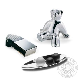 Accessoires and gifts silver plated