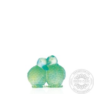 Turquoise ducklings 7,5 cm