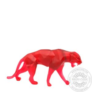 Red wild panther 33 cm