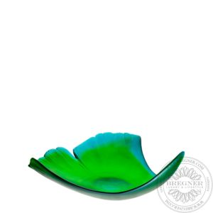 Large Ginkgo Leaf Bowl 34 cm