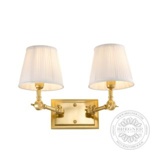 Wall Lamp Wentworth Double