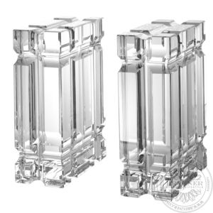 Bookend Linea set of 2