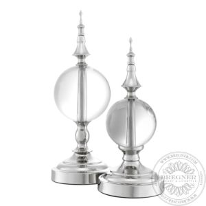 Object Zamora set of 2