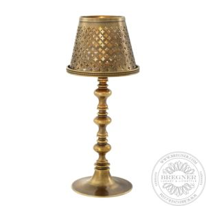 Tealight Holder with shade Evreux