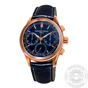 Flyback Chronograph Manufacture Uhr