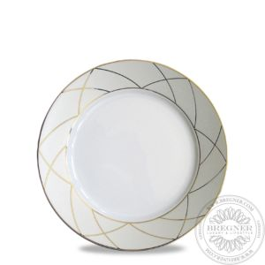 Set of 6 Large Dinner Plates 28 cm