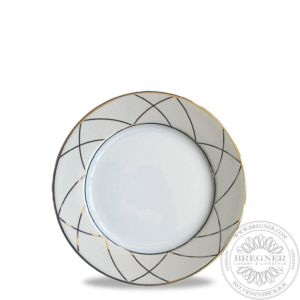 Set of 6 Dessert Plates 22 cm