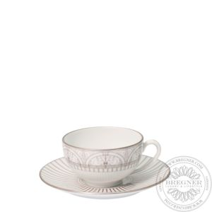 Set of 2 Tea Cups and Saucers 0,16 L