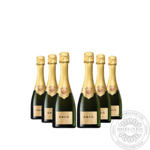 Champange Grande Cuvée in gift box, Set 6x0,375L