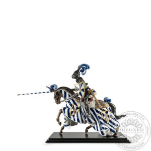 Medieval Knight Sculpture. Limited Edition