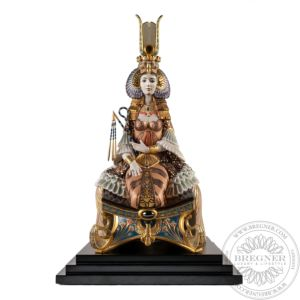 Cleopatra Sculpture. Limited Edition