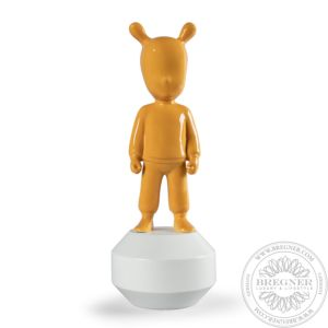 The Orange Guest Figurine. Small Model.