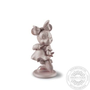 Minnie Mouse Figurine. Pink