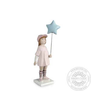 Follow your Star Girl Figurine