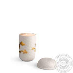 Golden Kois Candle. A Secret Orient Scent