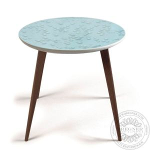 Crystal Moment Table. Wenge