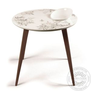 ShadowMoment Table. With bowl. Wenge