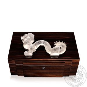 Dragon jewellery box