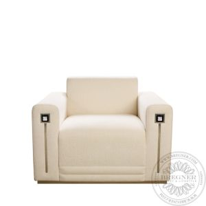 Masque de Femme contemporary armchair