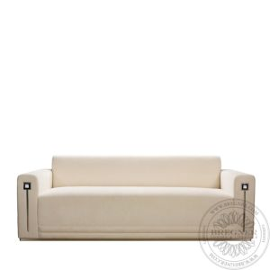 Masque de Femme contemporary sofa large size