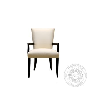 Masque de Femme contemporary chair with arms