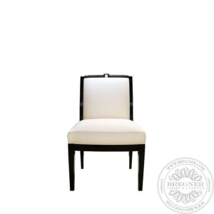 Masque de Femme classic chair without arms