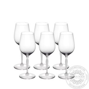 Set of 6 universal glasses 100 POINTS