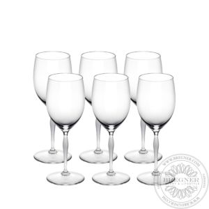 Set of 6 water glasses 100 POINTS
