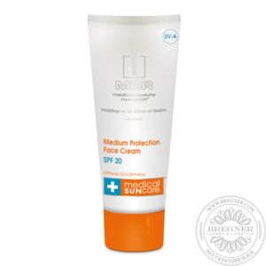 Medical SUN care® - Medium Protection Face Cream SPF 20 100 ml