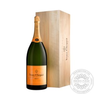 Champange Brut Methusalem in wooden box 6L