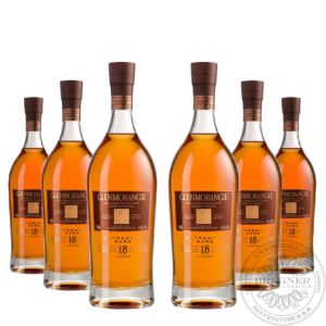 Whisky 18 YO in Geschenkbox, Set 6x0,7L
