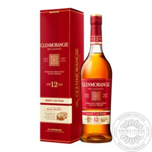 Whisky  Lasanta 12 YO, Sherry Cask Extra Matured in Geschenkpackung 0,7L