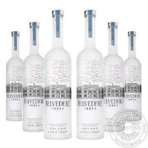 Vodka Belvedere Magnum Plus, Set 6x1,75L