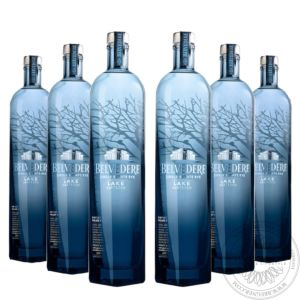Vodka Belvedere, Lake Bartezek Set 6x0,7L