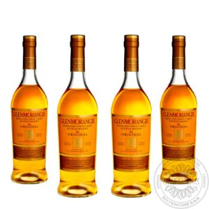 Whisky Original Magnum, Set 4x1,5L