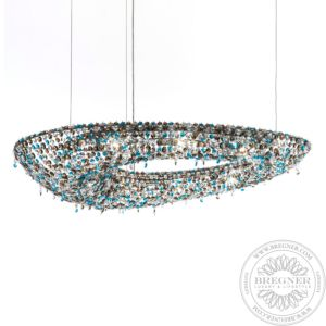 Suspended Chandelier Polaris