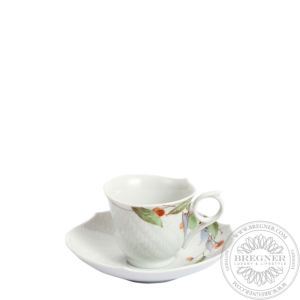 Espresso cup and saucer 0,09 L