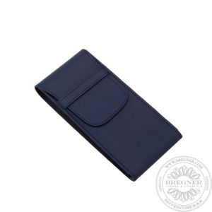 Single watch pouch navy