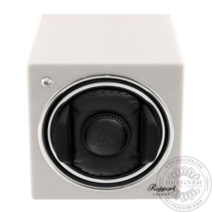 Evo Cube Watch Winder Glacier White