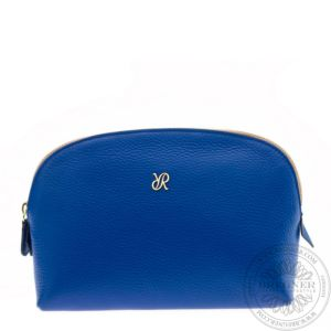 Blue Large Makeup Pouch