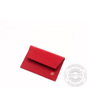 Red Credit Card Holder
