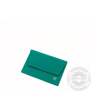 Green Credit Card Holder