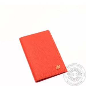 Ladies Cardholder Wallet Orange