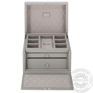Grand Jewellery Box, Grey